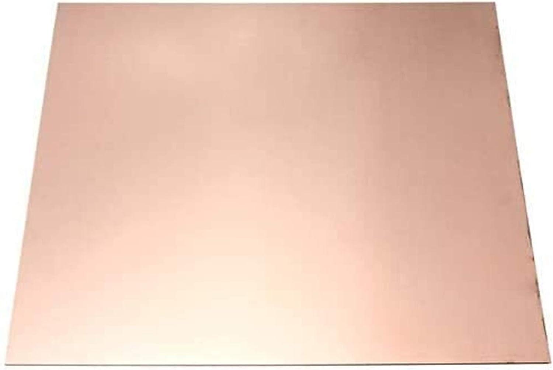 YIWANGO Copper Direct store Sheet New Free Shipping 1mm 200mm x Metal Off Cuts Qual Prime