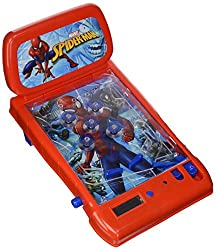 Spiderman tabletop pinball toy