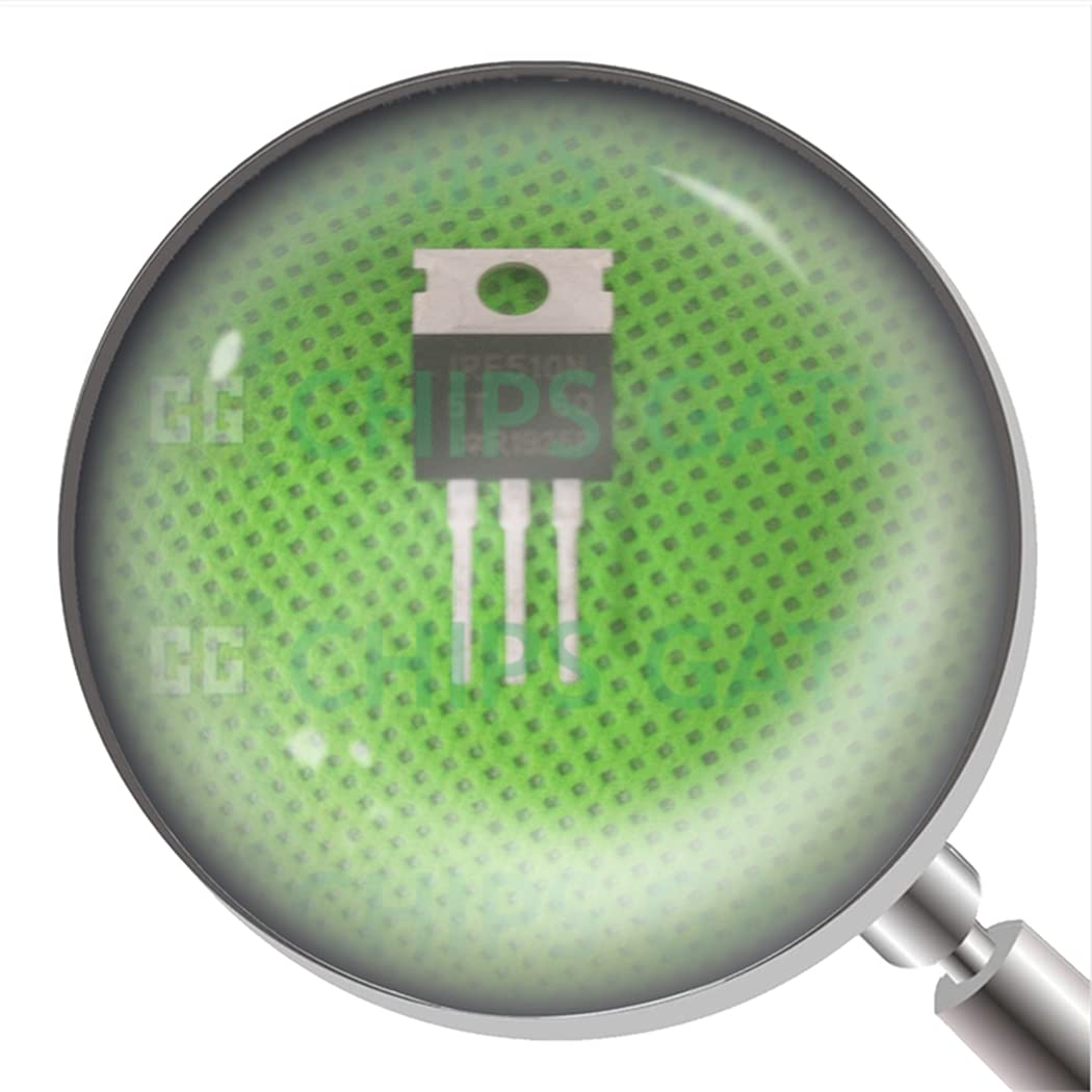 safety 20Pcs IRF510N Irf510 Power Mosfet N-Channel 100V To-220 Some reservation 5.6A