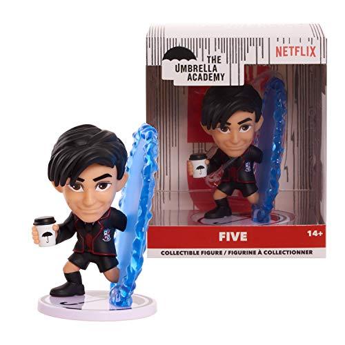 "The Umbrella Academy 2.75"" Stylized Collectible Figure- Five"