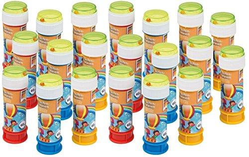 Idena 7230050 Seifenblasen (20er Vorteils Pack)