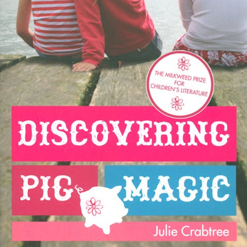 Discovering Pig Magic audiobook cover art