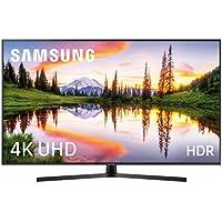 """Samsung 55NU7405 - Smart TV de 55"""" 4K UHD HDR (Pantalla Slim, Quad-Core, 3 HDMI, 2 USB), Color Negro (Carbon Black)"""