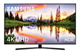 Samsung 55NU7405 - Smart TV de 55' 4K UHD HDR (Pantalla Slim, Quad-Core, 3 HDMI, 2 USB), Color Negro (Carbon Black)