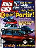 ACTION AUTO MOTO [No 46] du 01/06/1998 - 24 H. DU MANS : MERCEDES, TOYOTA, PROSCHE......