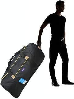 BoardingBlue Airlines Cuban Rolling Travel Bag w linear size 62