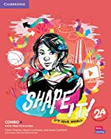 Shape It! Level 2 Combo A Student's Book and Workbook with Practice Extra (New Lower Secondary Courses)