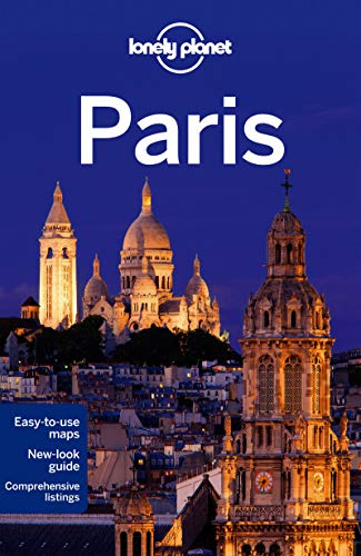 Lonely Planet Paris, English edition (City Guides)