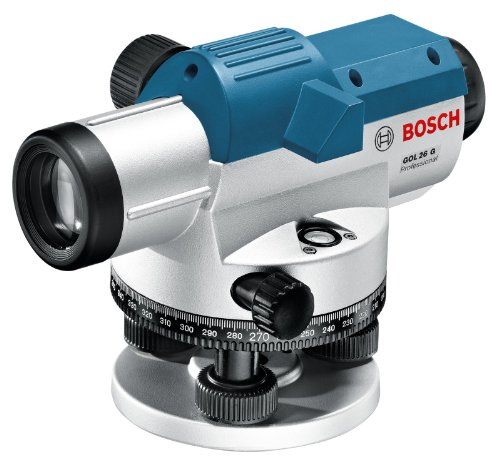 Bosch Professional bouw-nivelleringset GOL 26 G / BT160 / GR500, 061599400C