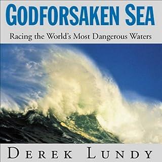 Godforsaken Sea audiobook cover art