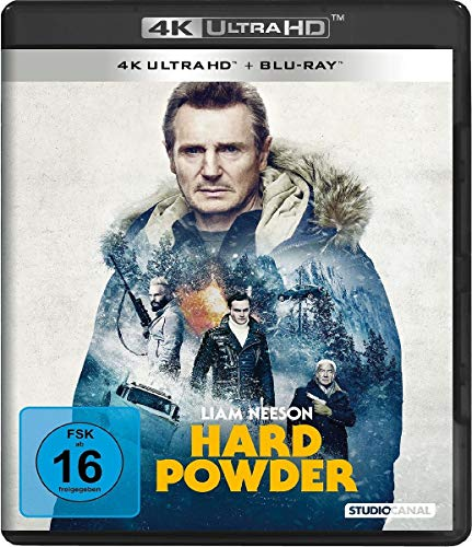 Hard Powder (4K Ultra HD) (+ Blu-ray 2D)