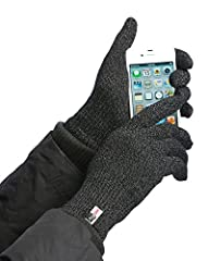 Work brilliantly on smartphones, tablets and more America's top-rated glove for accuracy and precision Provide ten-finger functionality Award winning (patent-pending) design Comfortable fit