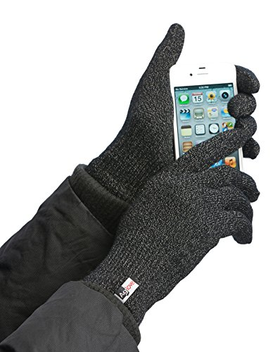 Touch screen gloves for new moms as useful push presents