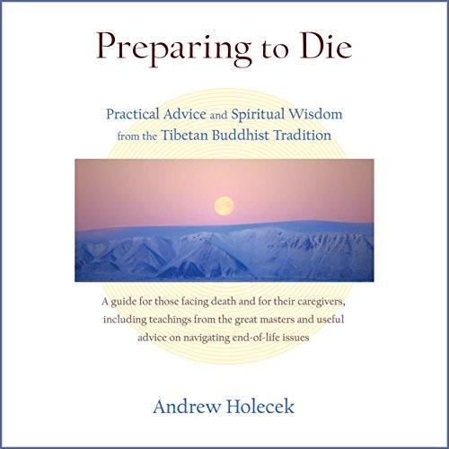 Preparing to Die audiobook cover art