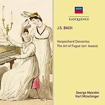 J.S. Bach: Harpsichord Concertos / The Art Of Fugue