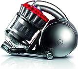 Dyson 228688-01 Ball Stubborn Aspirapolvere a Traino, 600W, Grigio/Rosso