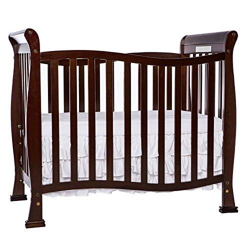 Dream On Me Violet Mini Crib, Espresso