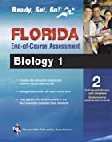 Florida Biology 1 End-of-Course Assessment Book + Online (Florida FCAT & End-of-Course Test Prep)