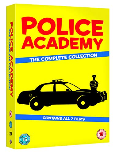 Police Academy: The Complete Collection [7 film] [DVD] [1984] [2004]