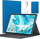 5G WiFi Tablet 10.1 Pulgadas 4G Android 10.0 Ocho Núcleos 1.5GHz DUODUOGO S1 Tablet Baratas 6GB RAM 128GB ROM/128GB Escalables Tablet PC Google GMS Netfilx Bluetooth 4.3 Type-C 7000mAh Cámara (Azul)
