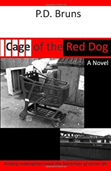 Paperback Cage of the Red Dog Book