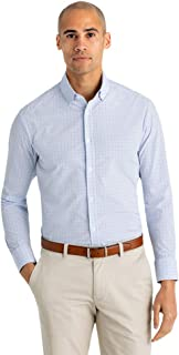 Leeward Mens Slim Fit Button Down Dress Shirt