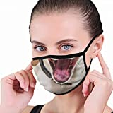 1309 Lovely Beagle Puppy Funny Mask Half Face Mouth-Muffle Fashion Motorcycle Anti Dust Costume Fashion Mask