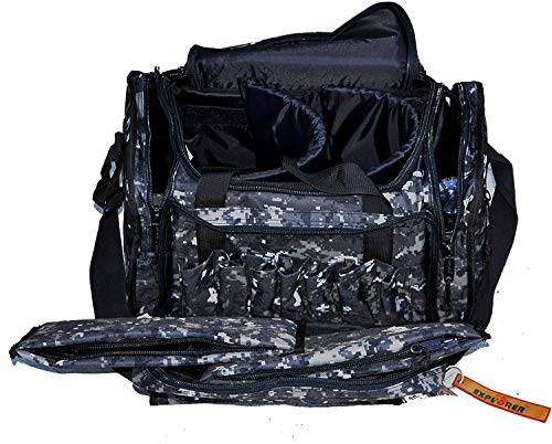 Our #2 Pick is the Explorer Padded Deluxe Tactical Range Bag
