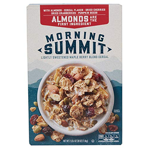 General Mills Morning Summit Cereal, 38 oz