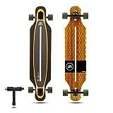 Magneto Slot Machine Longboard Skateboard (Slot-Machine)