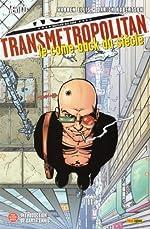 Transmetropolitan, Tome 1 - Le come-back du siècle de Warren Ellis