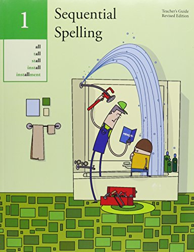 Top 10 sequential spelling teacher guide for 2020