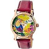 Montre Bertha Quartz - Affichage analogique Bracelet et Cadran BTHBR4404_Rose Gold