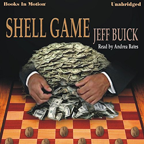 Shell Game audiobook cover art