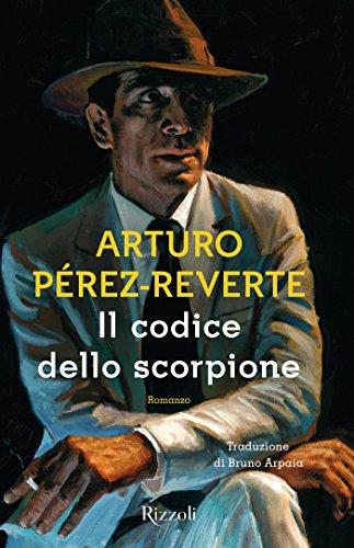 Il codice dello scorpione (Le storie di Lorenzo Falcò Vol. 1) (Italian Edition)