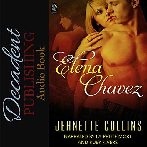 Elena Chavez audiobook cover art