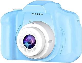 LILYTING Kinderkamera Digitalkamera mit Vollfarbiges 2 Inch Bildschirm Foto & Video,HD 1080P Mini Kamera mit 128 MB Speicherkarte 800 PC-Bilder,Kinder-Fotoapparat Geschenke für Kinder Blau