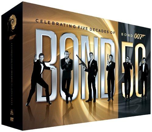 Bond 50: Celebrating Five Decades of Bond [Importado]