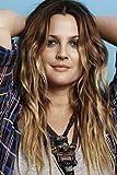 Zole Xap Drew Barrymore | 24inch x 36inch | Silk Printing