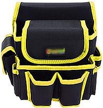 Jianghuayunchuanri Taille Tool Bag Multifunctionele Oxford Doek Tool Riem Tas Met 6 Zakken Technicus Tool Bag voor Elektri...