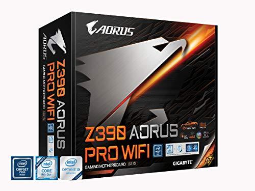 Build My PC, PC Builder, Gigabyte Z390 AORUS PRO WIFI