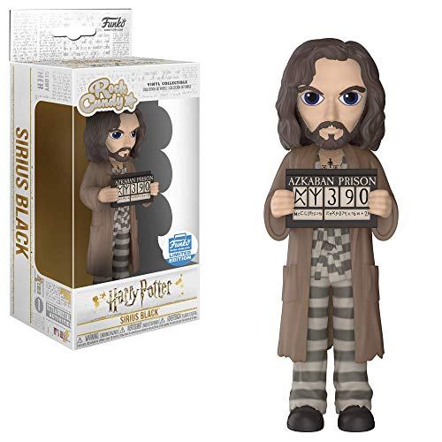 Rock Candy: Harry Potter: Sirius Black Exclusivo