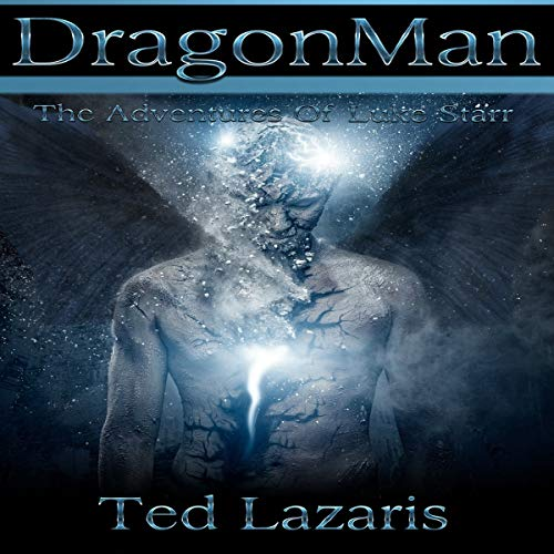 DragonMan - The Adventures of Luke Starr Titelbild