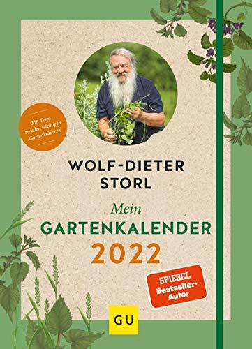 Mein Gartenkalender 2022 (GU Garten...