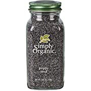 Simply Organic Whole Poppy Seed, Certified Organic | 3.81 oz | Papaver somniferum L.