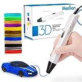 3D Pen with LCD Screen, TreasureMax 3D Printing Pen with 1.75mm PLA Filament