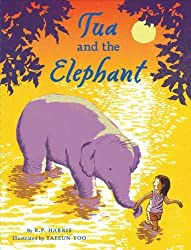 Tua and the Elephant by RP Harris