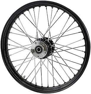 Best black 40 spoke motorcycle wheels Reviews