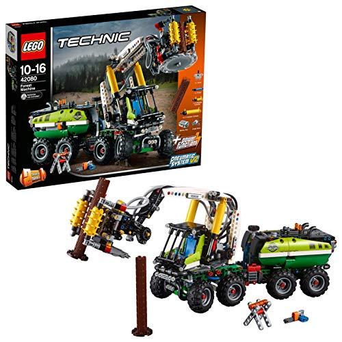 LEGO Technic Harvester-Forstmaschine (42080),...