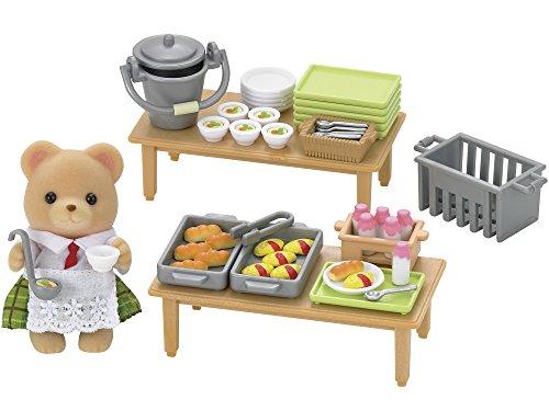 Calico Critters School Lunch Set JungleDealsBlog.com